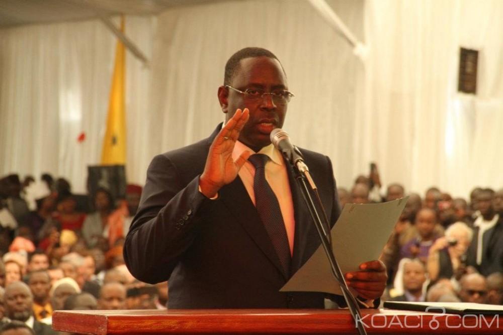 Sénégal : Réduction du mandat Présidentiel, Macky Sall et compagnies maintiennent le flou