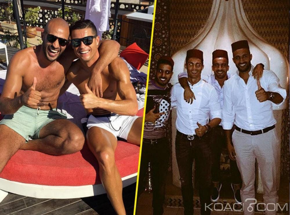 Maroc: Cristiano Ronaldo rassure son club sur ses visites