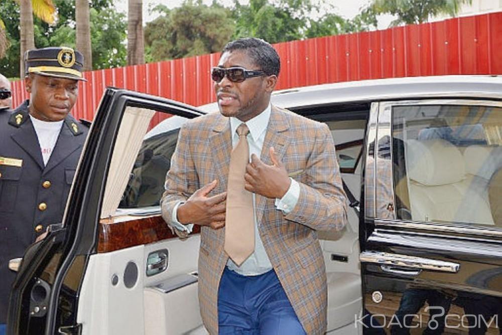 Guinée Equatoriale: Biens mal acquis, pas d'immunité pour le fils du Président Obiang