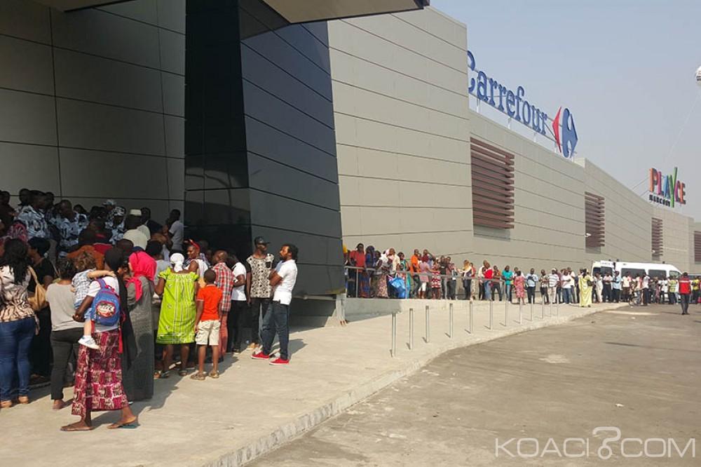 Côte d'Ivoire: La folie PlaYce s'empare d'Abidjan, du jamais vu pour l'ouverture d'un centre commercial !