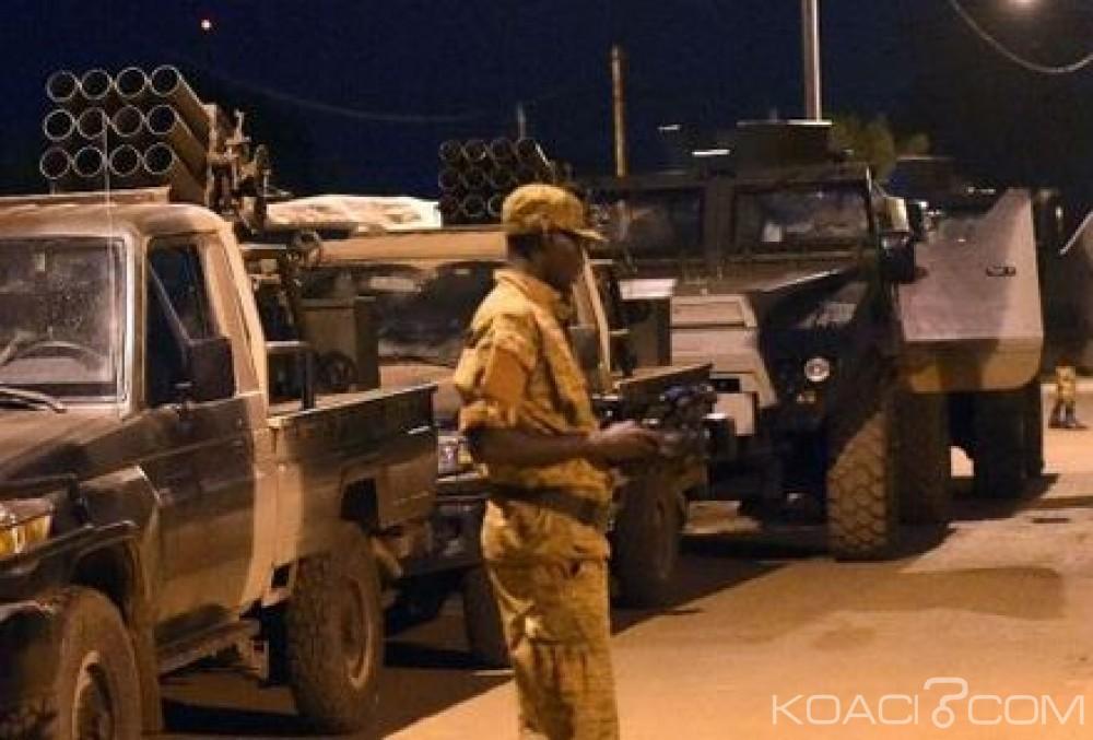 Burkina Faso : Suspension du couvre couvre-feu, instauré depuis le putsch