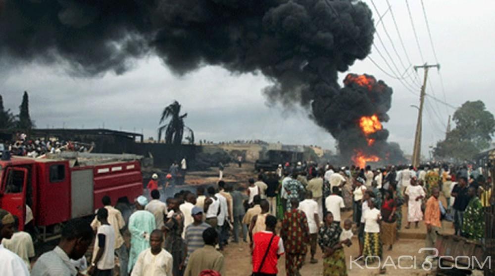 Nigeria: Explosion dans un complexe gazier, des dizaines de morts