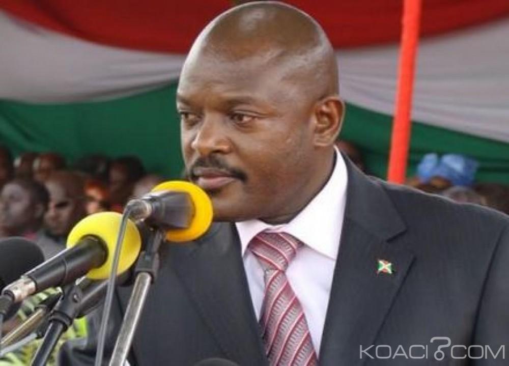 Burundi : Reprise du dialogue politique inter-burundais (?), l'UA salue mais maintient la pression pour le déploiement d'une force panafricaine