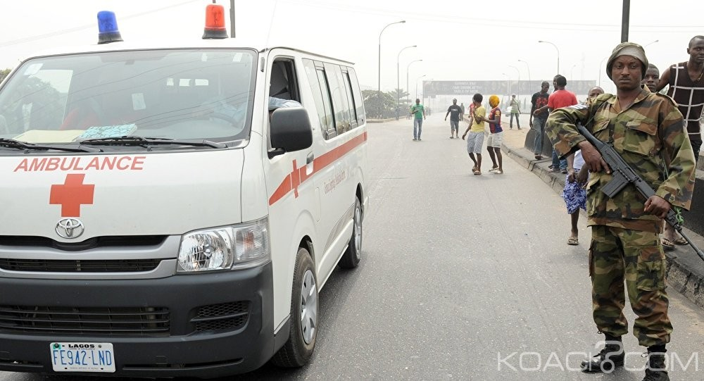 Nigeria : Explosion d'un complexe gazier dans le Sud, le bilan revu à 9 morts