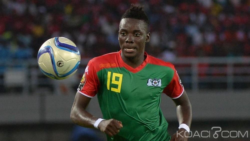 Burkina Faso: Bertrand Traoré, désigné meilleur joueur burkinabè de l'année