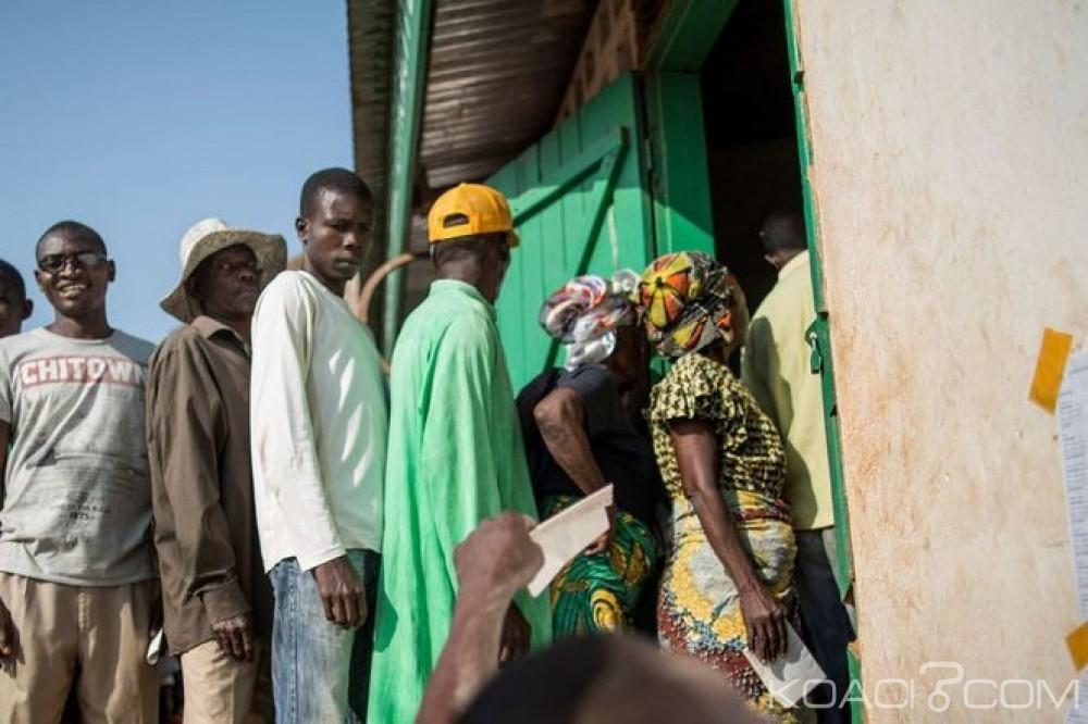 Centrafrique : Ferveur populaire autour des Élections présidentielle et législative, jour de scrutin sans violence