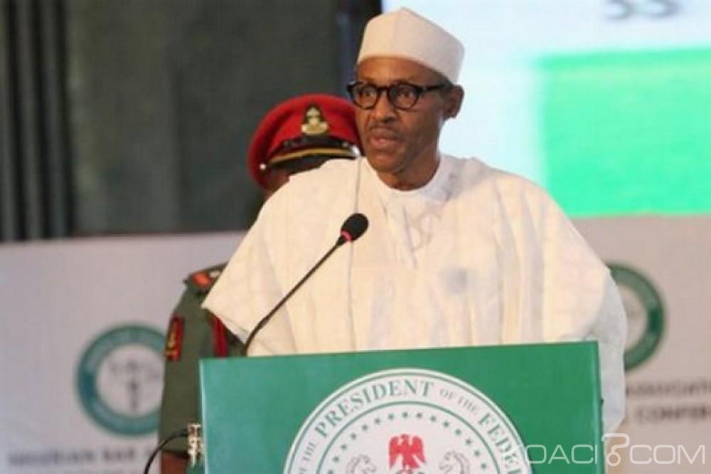 Nigeria : Nouvel an 2016 : Buhari réitère le changement et fait son bilan