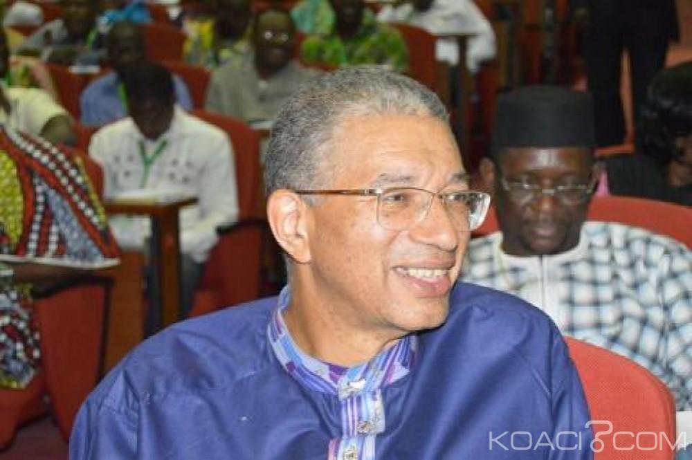Bénin: Lionel zinsou contesté, un  2ème candidat des Fcbe désigné en janvier