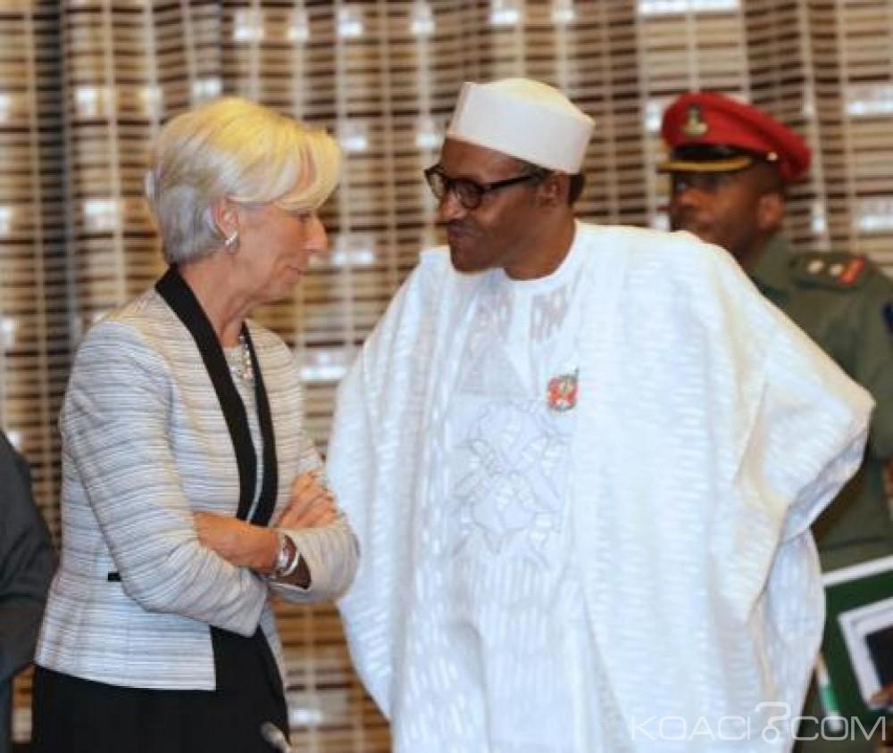 Nigeria: Le Nigeria n'a pas besoin d'un nouveau prêt malgré les défis, estime Christine Lagarde