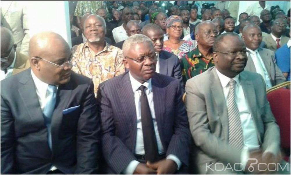 Congo: Présidentielle: Un nouveau parti  pour affronter Sassou, l'opposition fait bloc