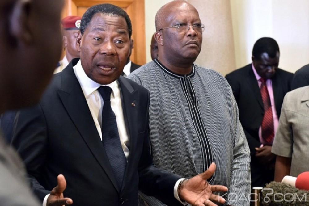 Burkina Faso: Le président béninois offre 50 millions aux parents des victimes des attaques de Ouagadougou