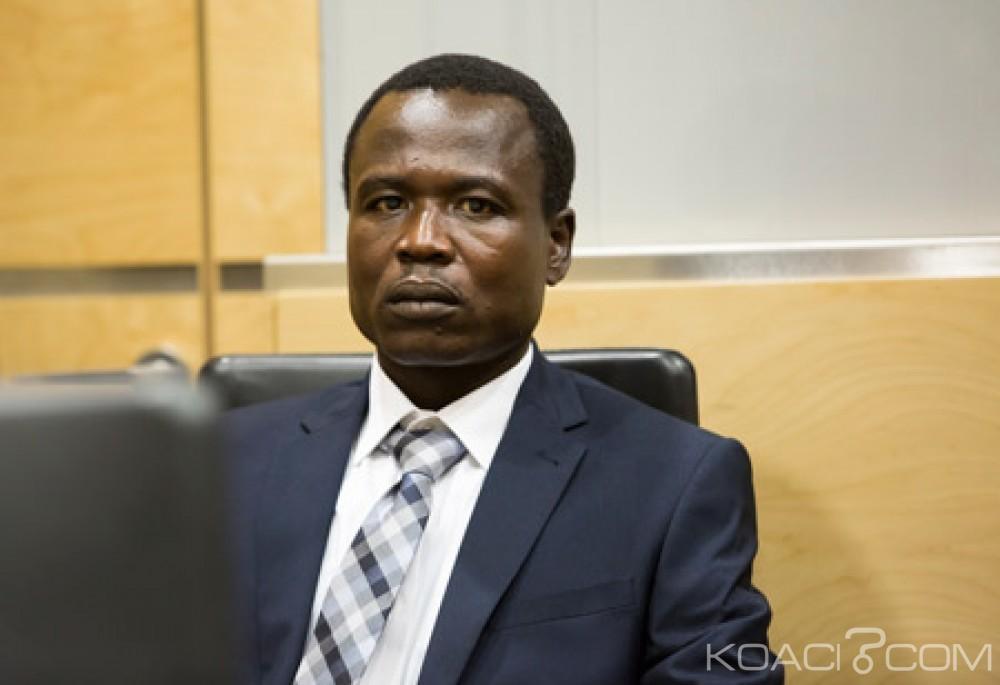Ouganda: L'un des chefs sanguinaires de la LRA Dominic Ongwen devant la CPI