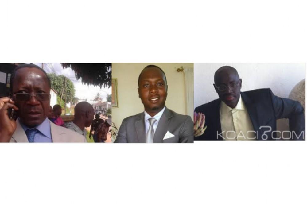 Cameroun: Tribunal militaire, ouverture du procès de trois journalistes, pression d'Amnesty et RSF