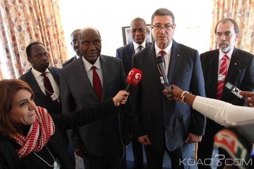 Côte d'Ivoire : Duncan se prononce pour la première fois sur le mandat d'arrêt lancé contre Soro par le Burkina Faso et reste convaincu du règlement de cette situation