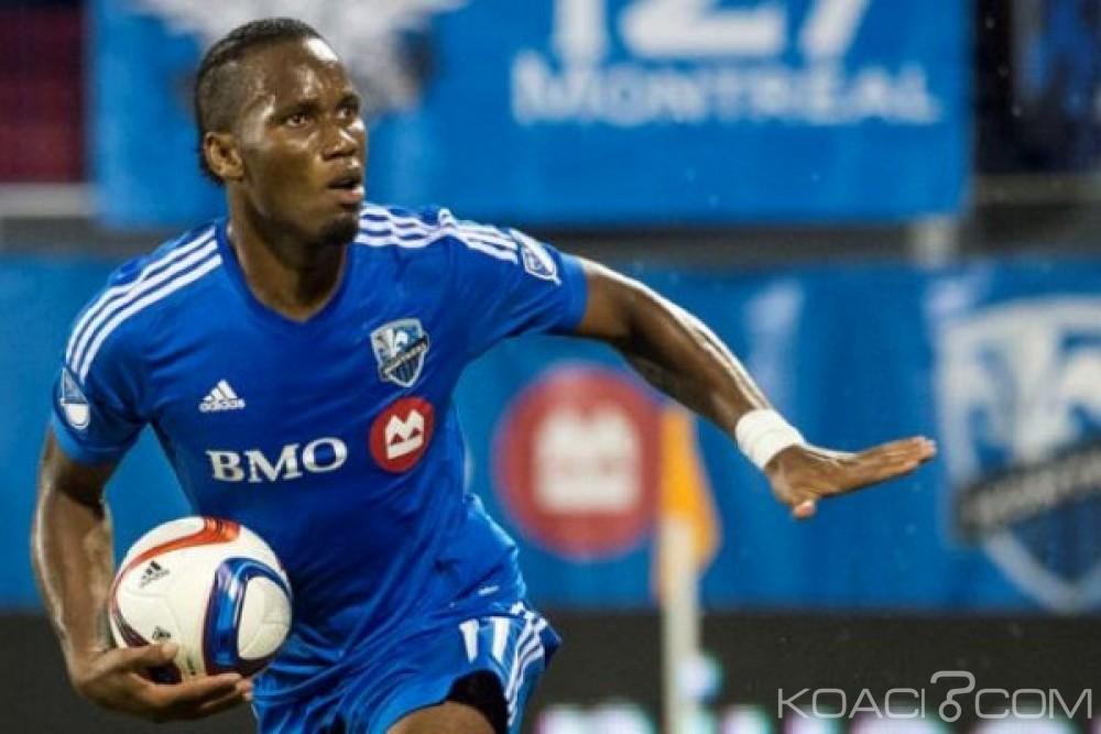 Côte d'Ivoire: Annoncé à Chelsea, Drogba décide de continuer  l'aventure avec  l'Impact Montréal