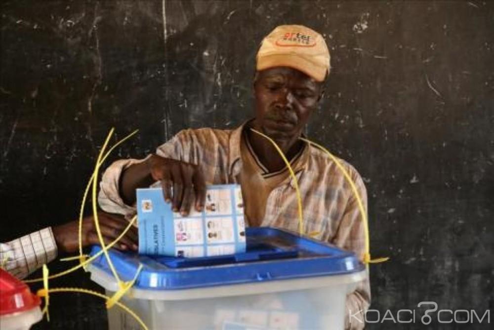 Centrafrique: Le 1er tour des  élections législatives annulé