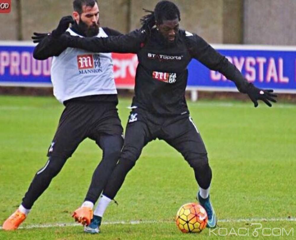 Togo: Après sa signature à Crystal Palace, Adebayor reconnaissant  envers  ses fans