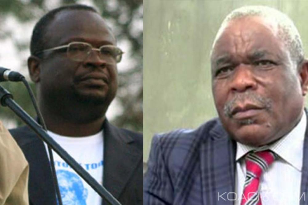 Congo: Présidentielle du 20 mars, Kolélas et Miérassa candidats
