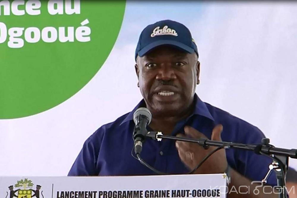 Gabon: Depuis Franceville, Ali Bongo annonce 100 000 Fcfa par mois à tous ceux qui s'engageront dans le projet Graine