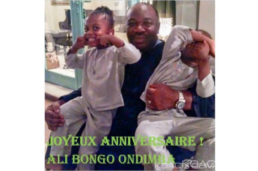 Koacinaute: Ali Bongo Ondimba:  Né un 9 février