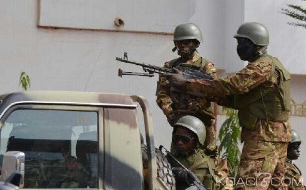 Mali: Trois soldats tués par l'explosion d'une mine à Mopti