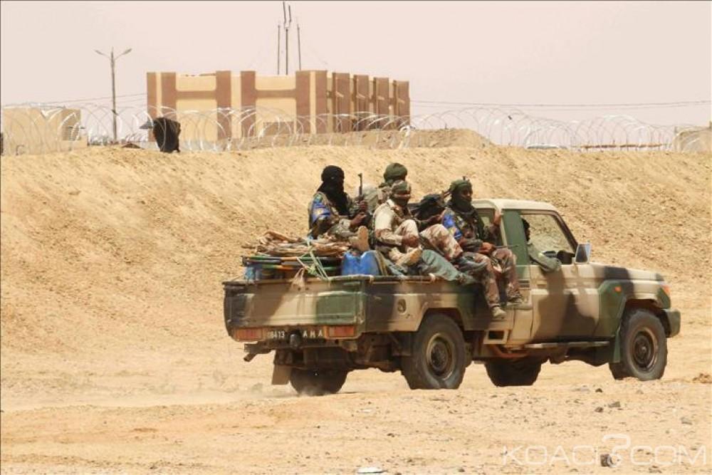 Mali: Attaque terroriste contre  un check point de l'armée, au moins deux morts