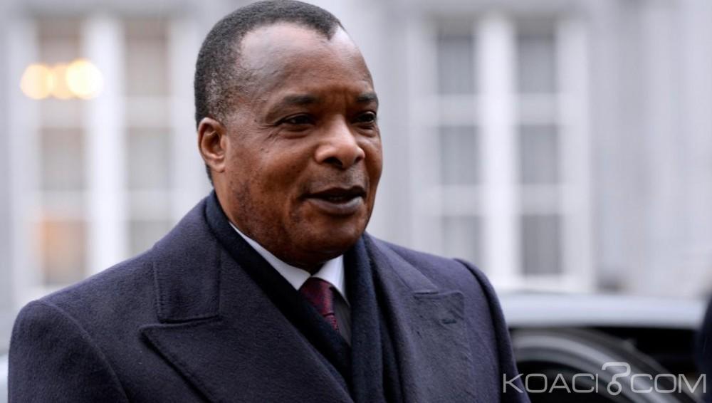 Congo: Après 32 ans de pouvoir, Sassou Nguesso confirme sa candidature pour la Présidentielle