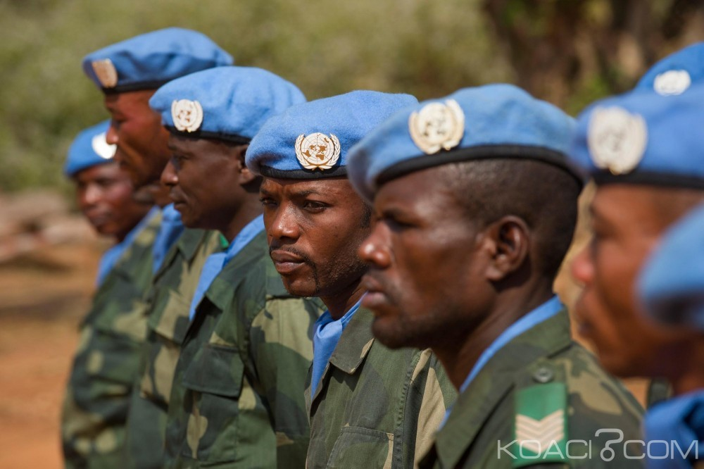 Centrafrique: 225 militaires mauritaniens déployés pour renforcer la Minusca