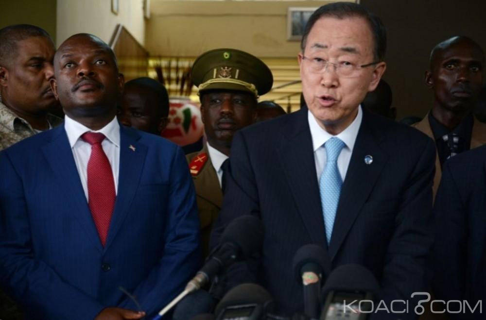 Burundi: Nkrurunziza promet la libération de 1200 prisonniers et s'annonce prêt à un dialogue avec l'opposition