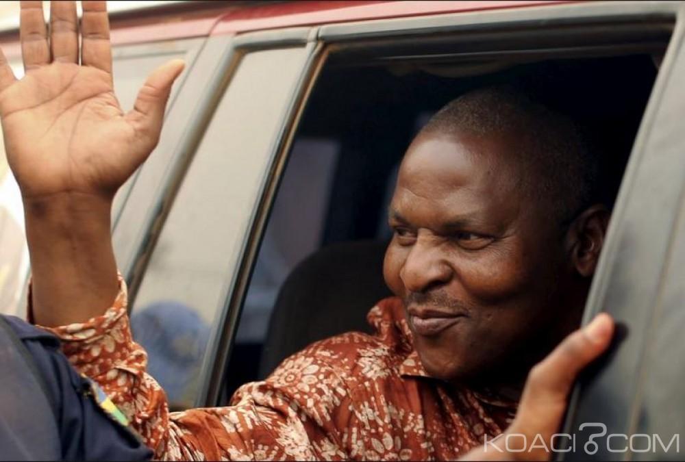 Centrafrique : Après son élection, Faustin Archange Touadéra visite les pays d'Afrique centrale