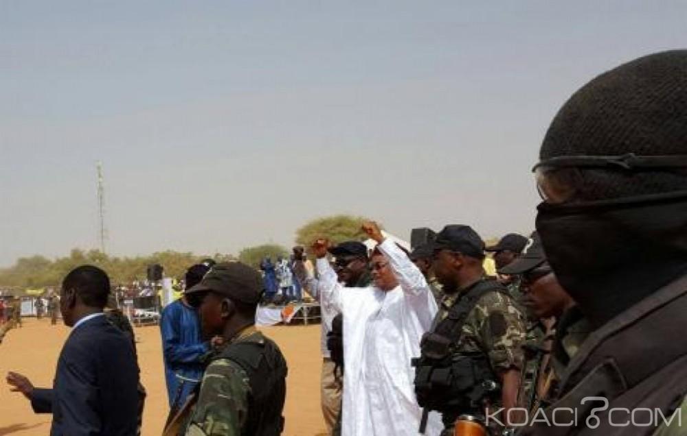 Niger:  Présidentielle, Mahamadou Issoufou proche de la victoire au 1er tour, l'opposition conteste