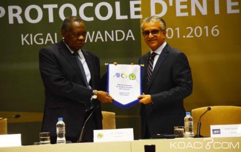 FIFA : Voici  pourquoi la CAF soutient la candidature de Shaikh Salman Bin Ibrahim