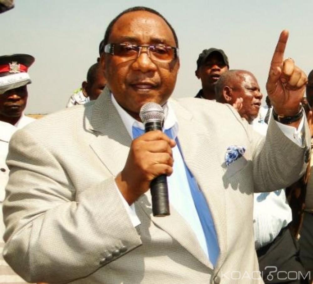 Zambie: Accusé de former des miliciens, un haut responsable de l'opposition interpellé