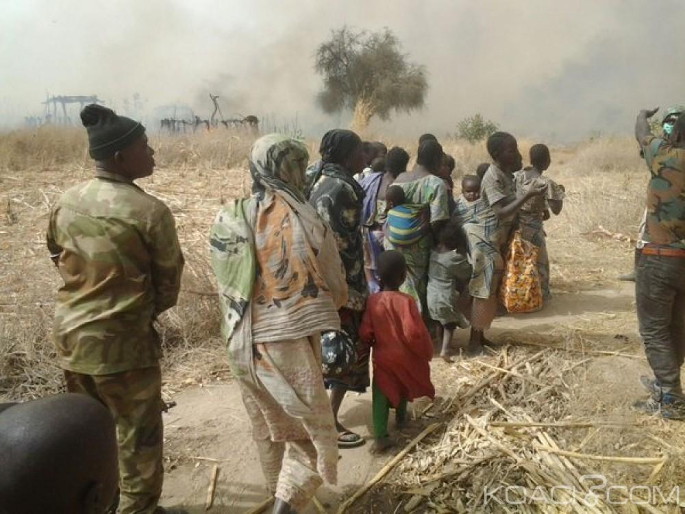 Nigeria  : Libération de 63 personnes retenues par  Boko Haram
