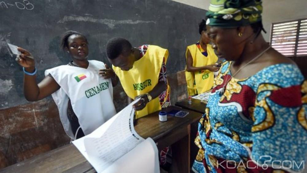 Bénin: Début du scrutin présidentiel pour la succession de Yayi Boni