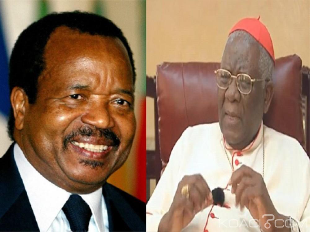 Cameroun: Le cardinal Tumi à Biya, «quand  on est vieux, on ne peut plus diriger un pays aussi jeune et complexe»