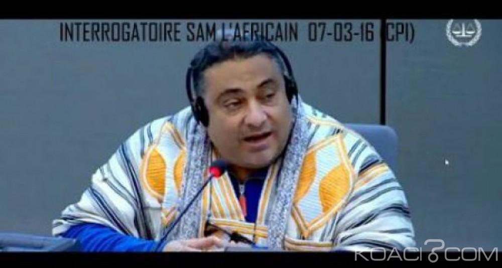 Côte d'Ivoire: CPI, Sam l'Africain à la barre: «Pourquoi j'ai accepté de témoigner; On ne pouvait pas gagner la guerre»'