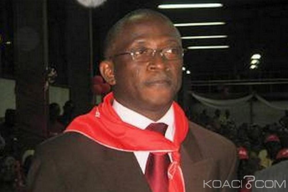 Togo: Salut du parti CAR, Me Apévon brandit les textes