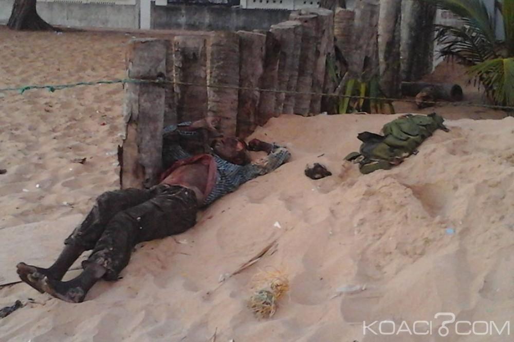 Côte d'Ivoire: Des djihadistes attaquent Grand-Bassam, quatorze civils, deux militaires et trois assaillants tués
