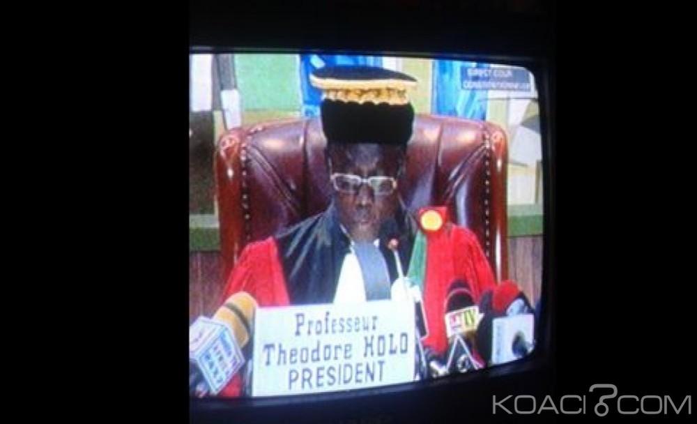 Bénin: Présidentielle: Zinsou et Talon confirmés pour le second tour