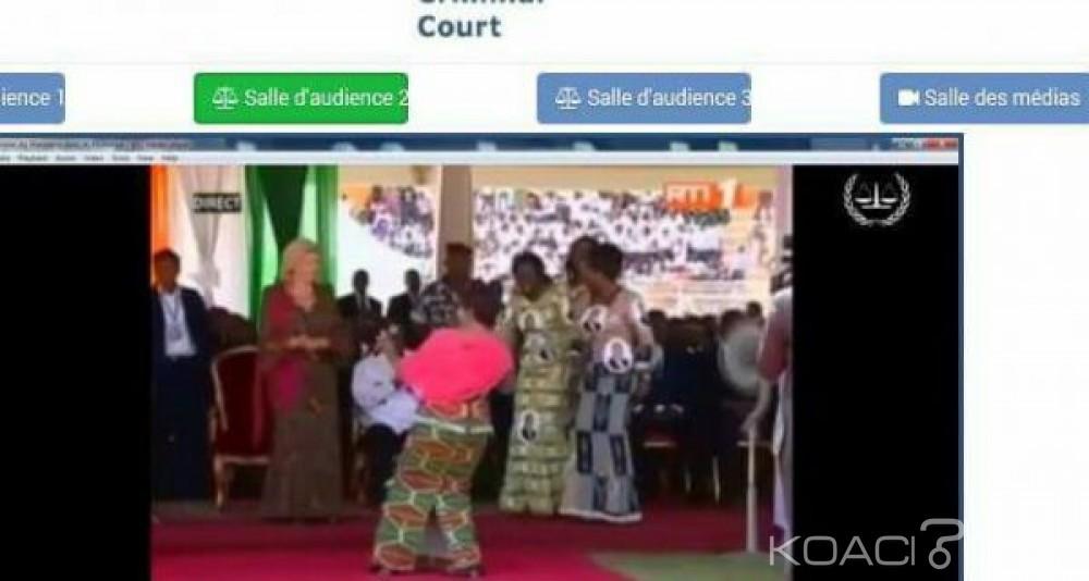 Koacinaute: CPI:   'On gagne ou on gagne', Fin de parcours pour un mensonge: Ouattara et son épouse pris la main dans le sac en train de danser 'On gagne ou on gagne' d'Antoinette Allany