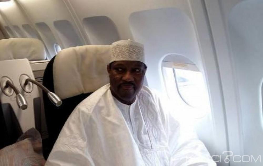 Niger: L'opposant Hama Amadou de nouveau hospitalisé