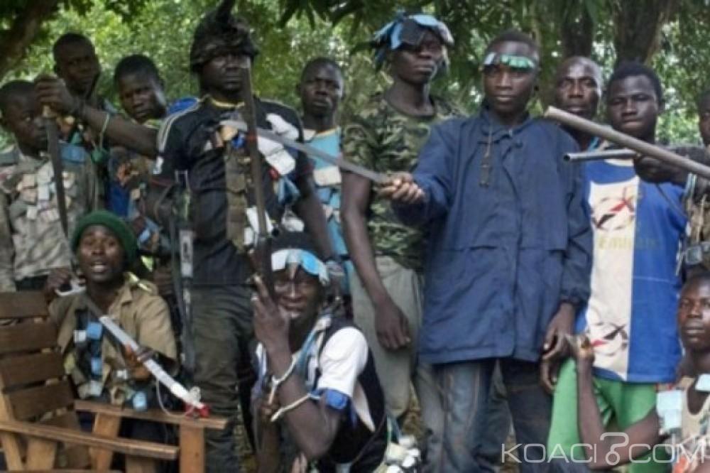 Centrafrique: Arrestation d'un chef rebelle surnommé Bawa, un caïd anti-Balaka déserteur de l'armée