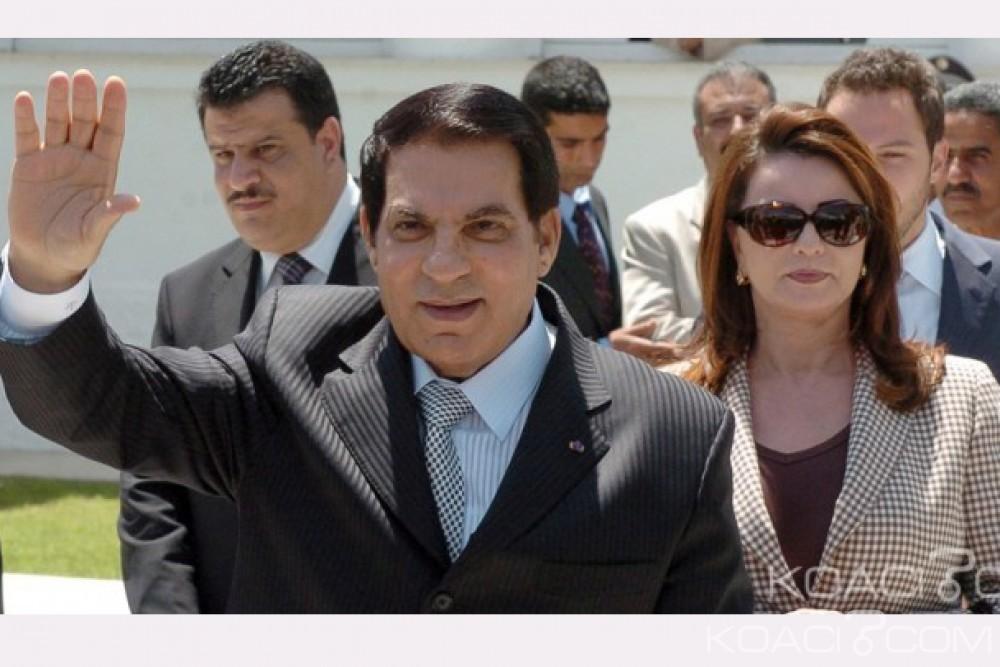 Tunisie:  Ben Ali condamné par contumace à 10 ans de prison