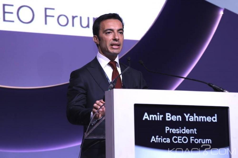 Côte d'Ivoire: Africa CEO Forum, Amir Ben Yahmed «les économies africaines ont démontré leur résilience»