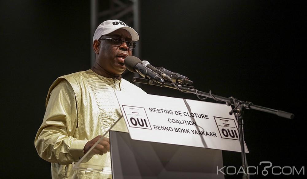 Sénégal: Référendum, le OUI va l'emporter avec plus de 60%, vers un recours d'Idrissa Seck à Thiès