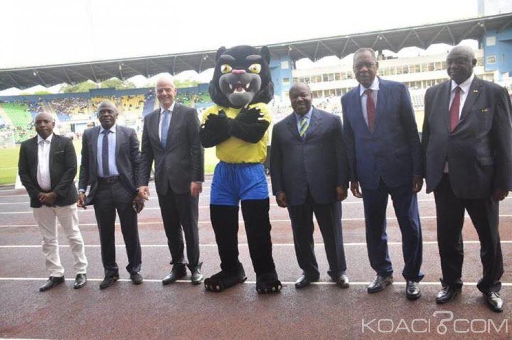 Gabon: CAN 2017, la mascotte de la compétition dévoilée