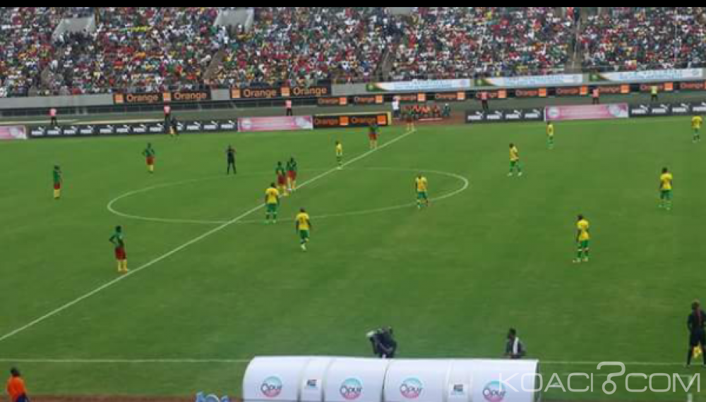 Cameroun:  Éliminatoires Can 2017, Lions indomptables et Bafana Bafana font match nul