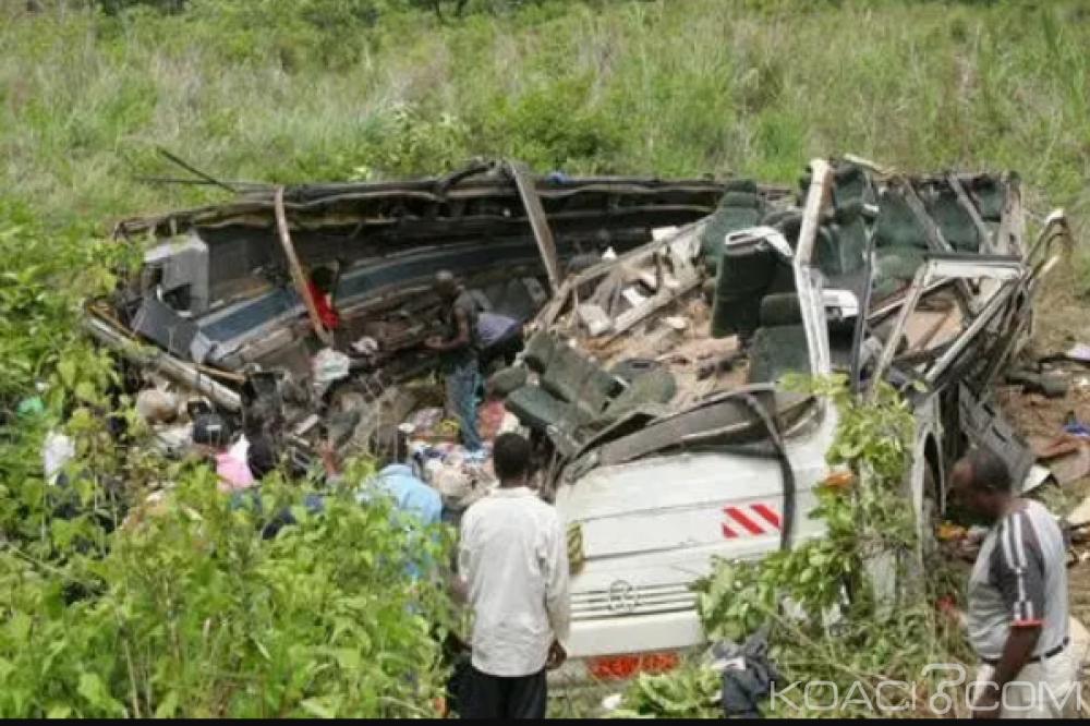 Cameroun: Au moins quinze morts dans un accident de circulation