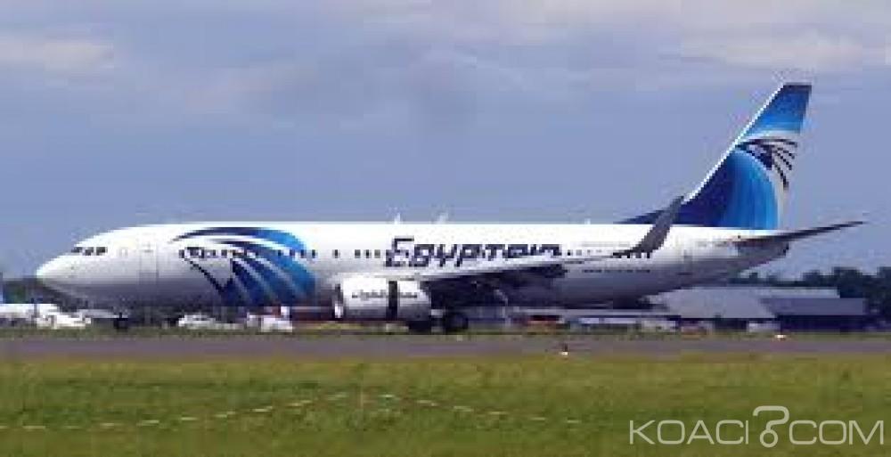 Egypte: Avec 81 personnes à bord, un avion d'Egypt Air détourné par un terroriste vers Chypre